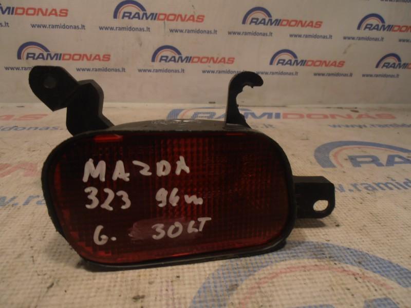 Priešrūkinis žibintas galinis MAZDA 323 (1994 - 1998)