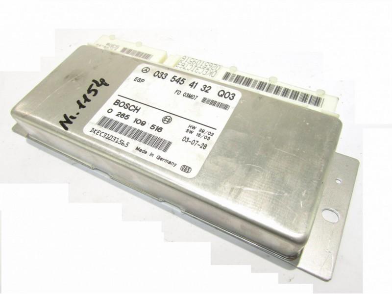 Antipraslydimo kontrolės blokas MERCEDES BENZ E KLASE W211 (2002 - 2009)